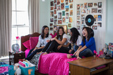 Flintridge Sacred Heart Academy students come from all over the world to create friendships that last a lifetime. Boarding students enter an emotionally and physically safe community that fosters a sense of sisterhood.