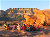 Imagine having a lecture with this for a backdrop in the Grand Canyon National Park.