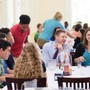 Mercersburg Academy Photo #7 - Family-style lunch in Ford Dining Hall