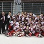 Hoosac School Photo #5 - Back-To-Back HOLT Conference Champions! Hoosac School's boys varsity ice hockey teams has one of the most competitive schedules in all of NEPSAC.