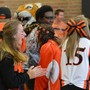 Ridley College Photo #4 - We have spirit, yes we do! We have spirit, how 'bout you? Deep in the heart of the Ridley jungle you can hear the Tigers rumble...at Ridley College we have lots of school spirit! A sea of orange and black can be seen at almost any sporting event or spirit day!